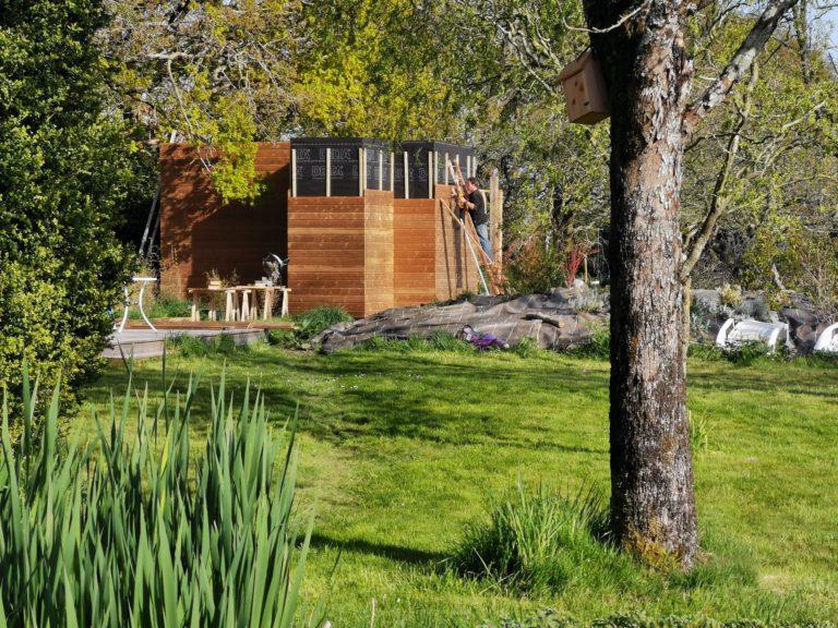 cottage ty ar coat domaine de kerizel ambon morbihan bretagne chambres d'hôtes habitation insolite