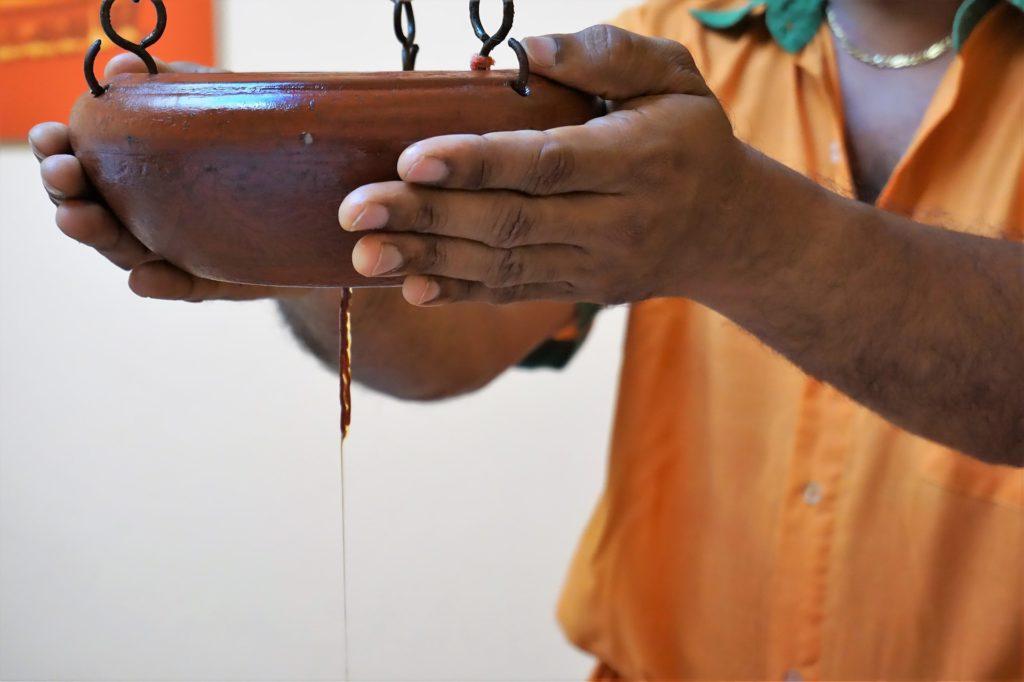 Massage ayurvedique domaine de kerizel ambon morbihan bretagne chambres d'hôtes