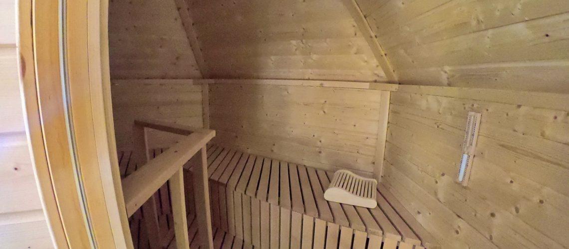 sauna domaine de kérizel ambon morbihan bretagne vannes damgan muzillac sarzeau chambres d'hôtes